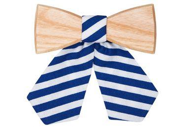 BeWooden - Drewniana muszka Grea dla eleganckij kobiety
