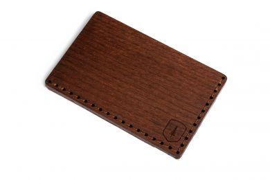 BeWooden - Drewniany wizytownik Brunn Note to oryginalny prezent