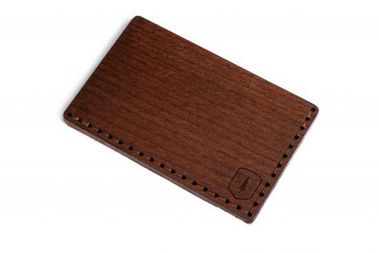 Drewniany wizytownik Brunn Note to oryginalny prezent