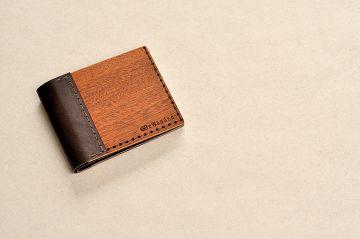 BeWooden - Drewniany portfel
