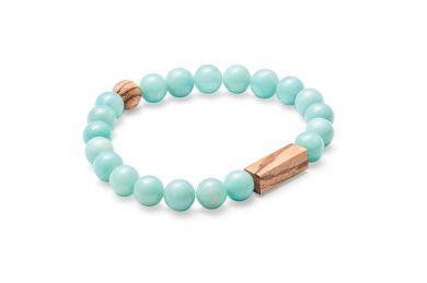 BeWooden - Zebrano Bracelet