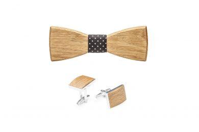BeWooden - Coloo træ-accessories sæt