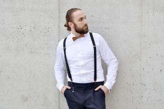 BeWooden - Muszka czy krawat?