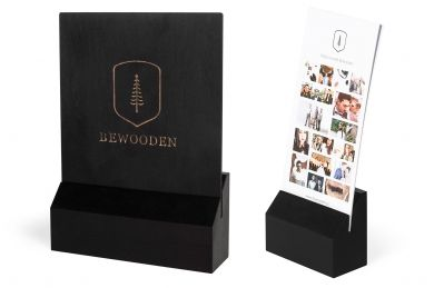 BeWooden - Set - black