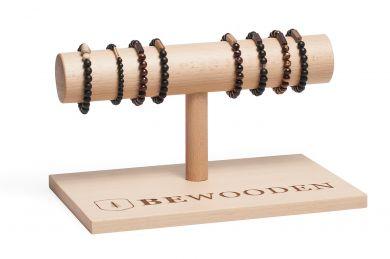 BeWooden - 0 Bracelet Stand long natural