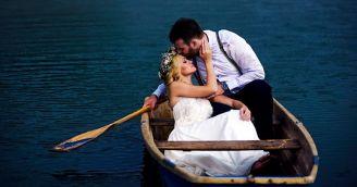 BeWooden - Ślub w maju? Co na to BeWooden? (drewniana muszka i spinki do krawata)