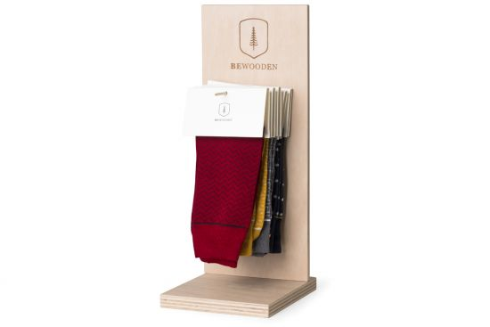Socks Stand – natural
