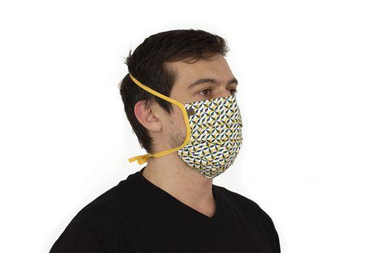 Stylowa bawełniana maseczka Meri Mask BeWooden