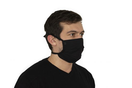 BeWooden - Stylowa bawełniana maseczka Nox Mask BeWooden