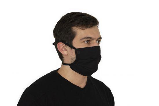 Stylowa bawełniana maseczka Nox Mask BeWooden