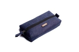 Blue washpaper case 1