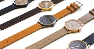 Mój czas w sześciu odsłonach: BeWooden zegarki