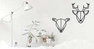BeWooden - Domowe biuro: Rady minimalistki