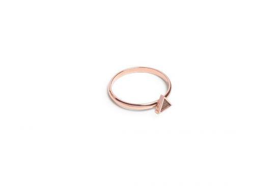 Lumen Triangle Ring