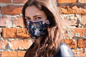 Anthurium Rubber Mask