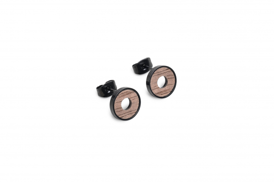 Apis Nox Earrings Circle