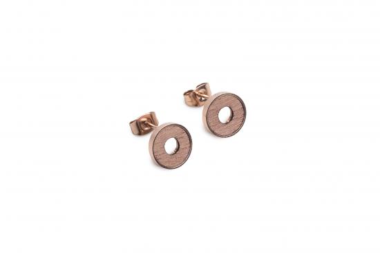 Lumen Earrings Circle