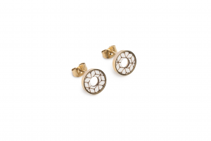 Virie Earrings Circle