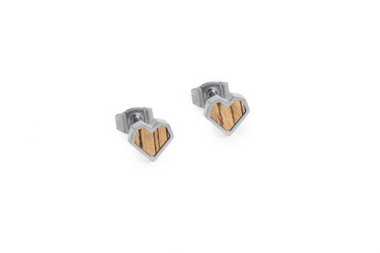 Lini Earrings Heart
